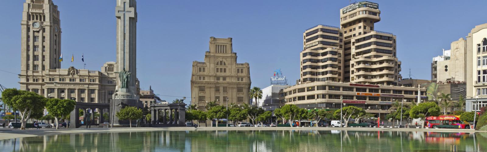 Hotels op de Canarische Eilanden
